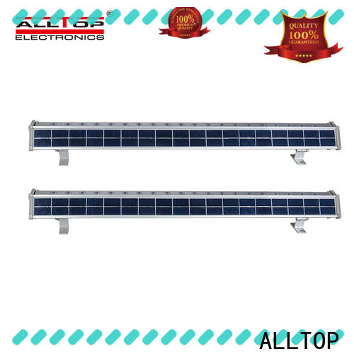 ALLTOP modern solar led wall pack manufacturer for party