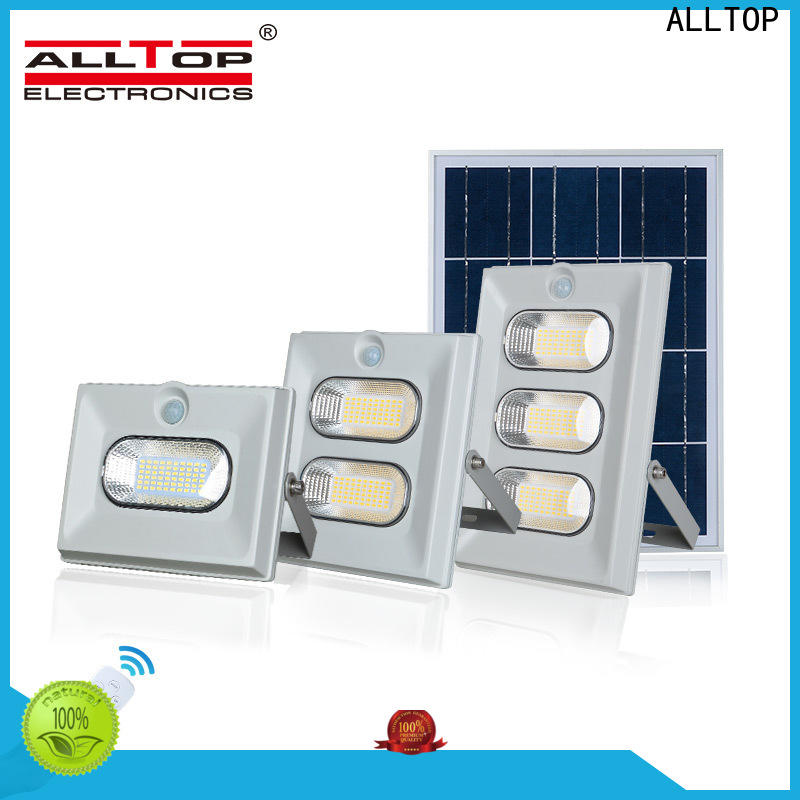 ALLTOP solar led flood lights factory for stadium