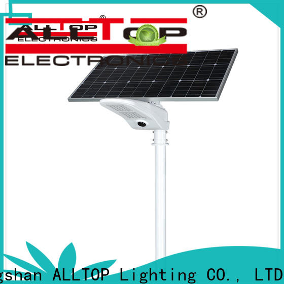 ALLTOP top selling solar road lights series for landscape