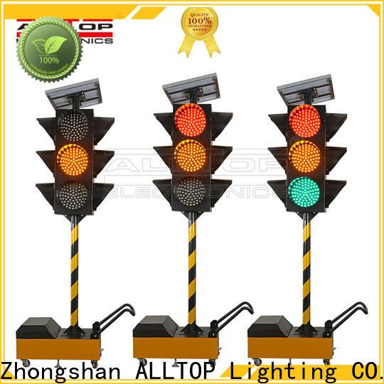 ALLTOP traffic light sign wholesale for factory