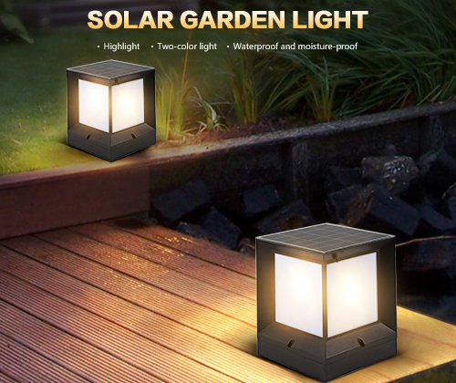 ALLTOP solar panel to power landscape lights manufacturers for landscape-4