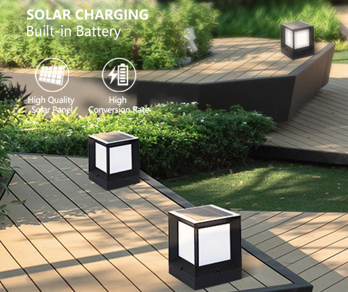 ALLTOP solar panel to power landscape lights manufacturers for landscape-6