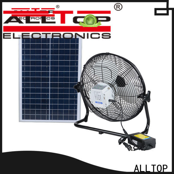 portable solar panel system series for battery backup