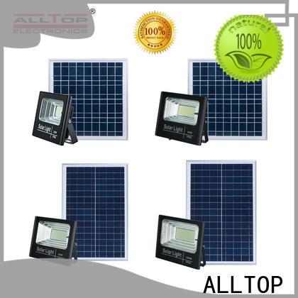 ALLTOP rechargeable solar floodlight for business for spotlight