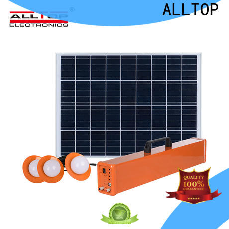 multi-functional solar led lighting system with good price for camping
