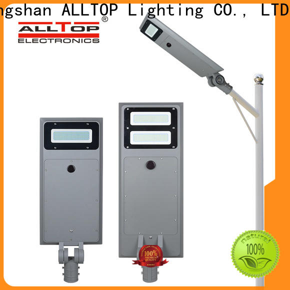 ALLTOP outdoor solar led lights supplier for highway