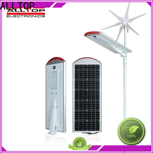 energy-saving 9w solar street light factory for lamp