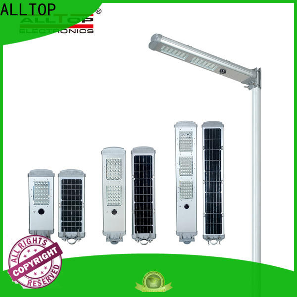 ALLTOP outside solar lights with good price for highway