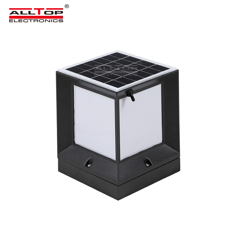 ALLTOP solar panel to power landscape lights manufacturers for landscape-1