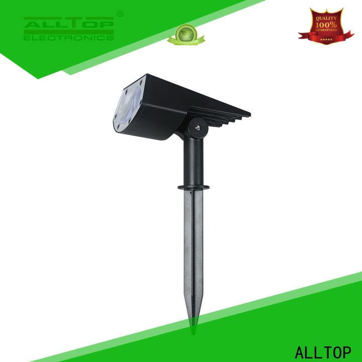 ALLTOP solar garden lamps supply for landscape