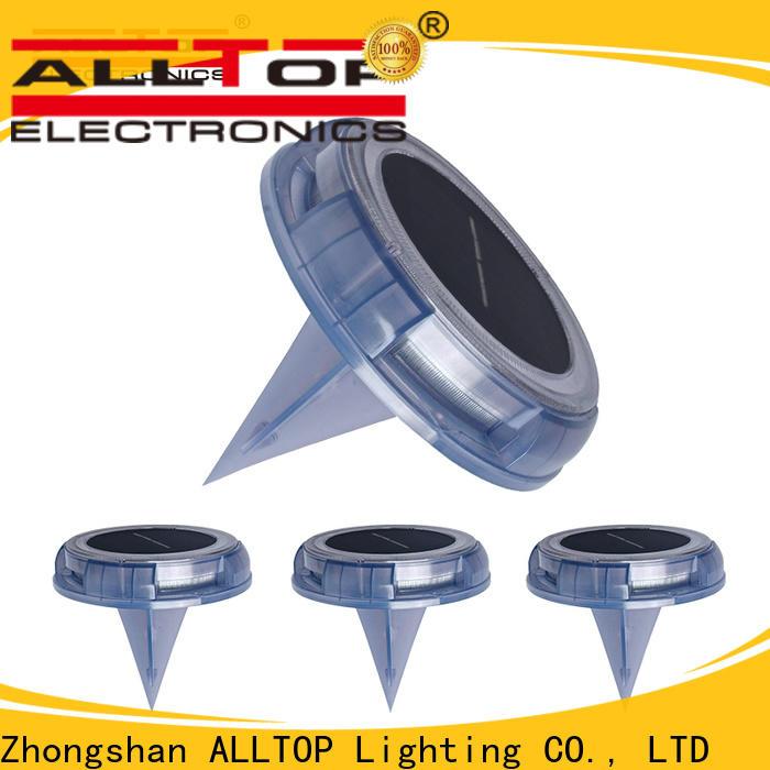 custom watt solar pillar lights factory for decoration