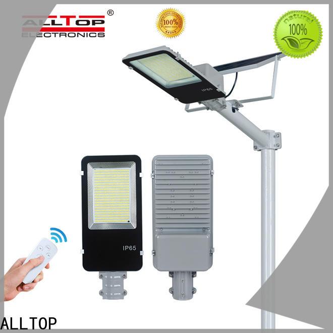 energy-saving 9w solar street light factory for garden