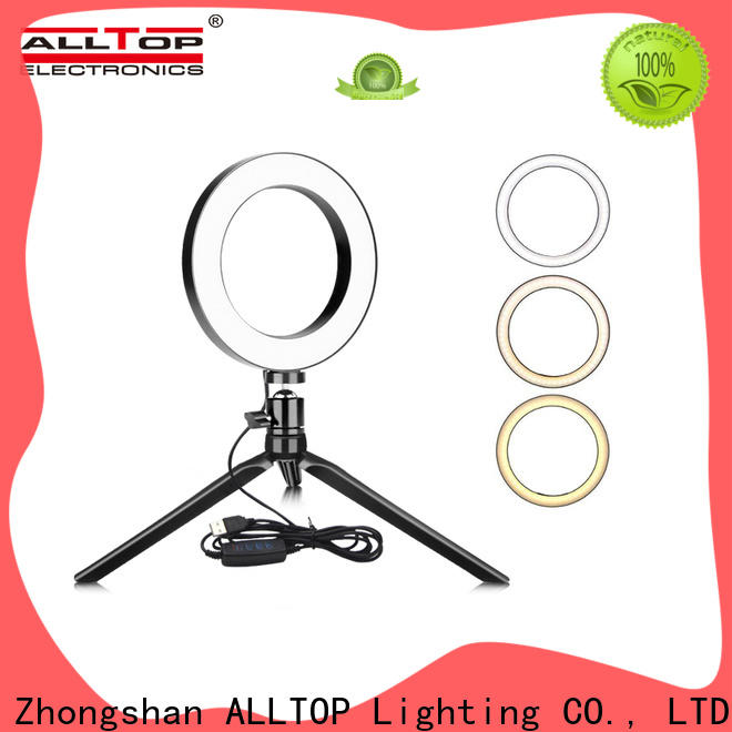 ALLTOP indoor solar lights factory direct supply for family