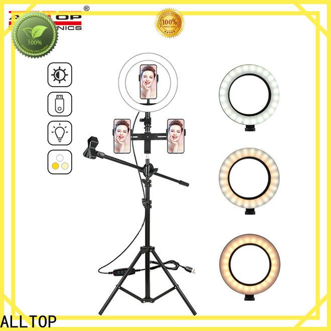 ALLTOP selfie ring light wholesale for family