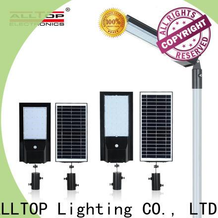 ALLTOP energy-saving solar led street light series for garden