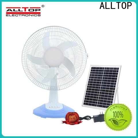 ALLTOP solar powered stadium lights series for battery backup