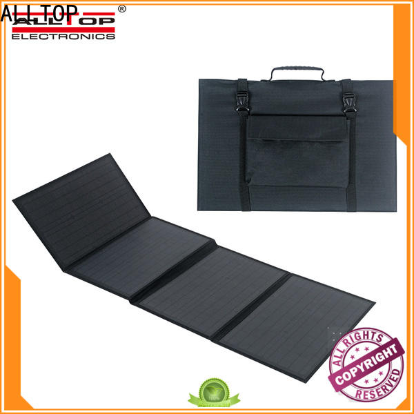 ALLTOP solar lighting system with good price for camping