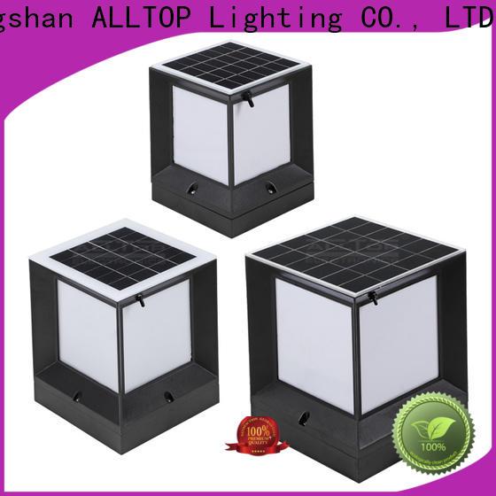 ALLTOP fancy design wholesale solar garden lights company for landscape