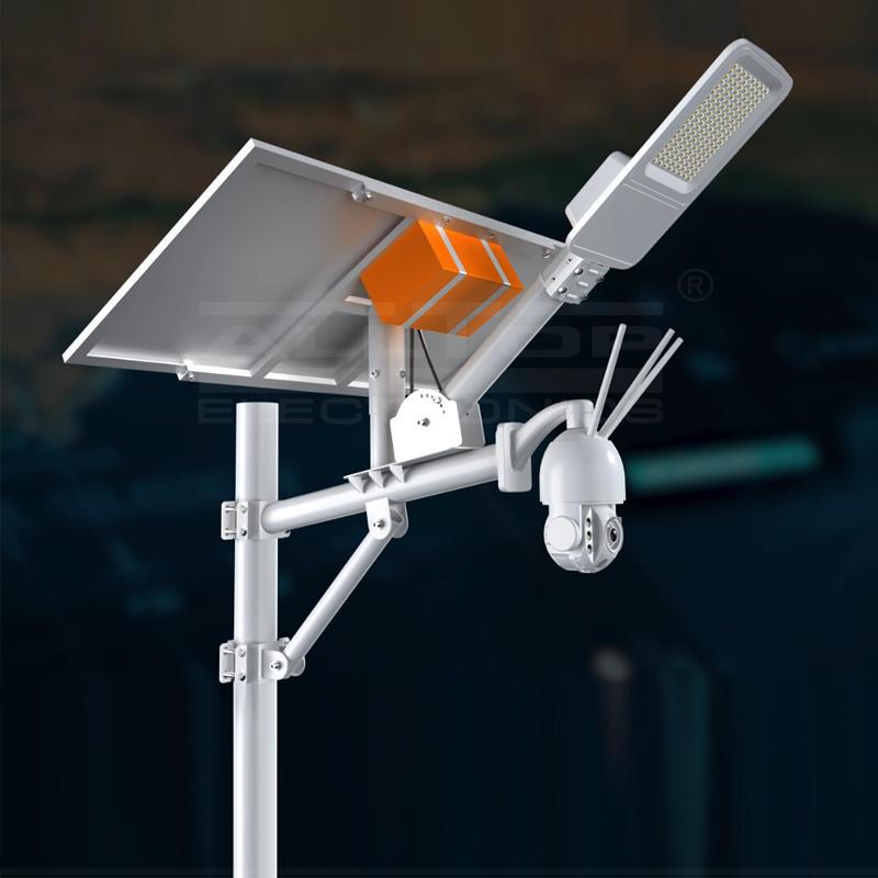 ALLTOP CCTV SOLAR LIGHt