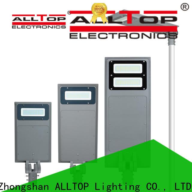 ALLTOP all in one solar light supplier for highway