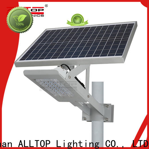 energy-saving solar road lamp series for landscape