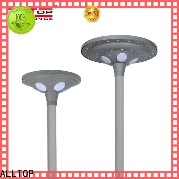 waterproof solar led garden light factory company for decoration