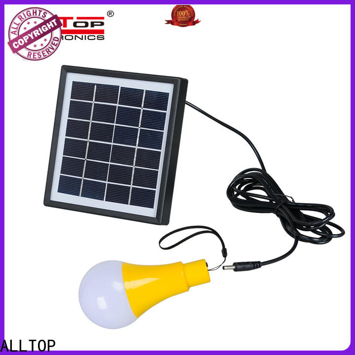 ALLTOP high quality solar wall lights directly sale for street lighting