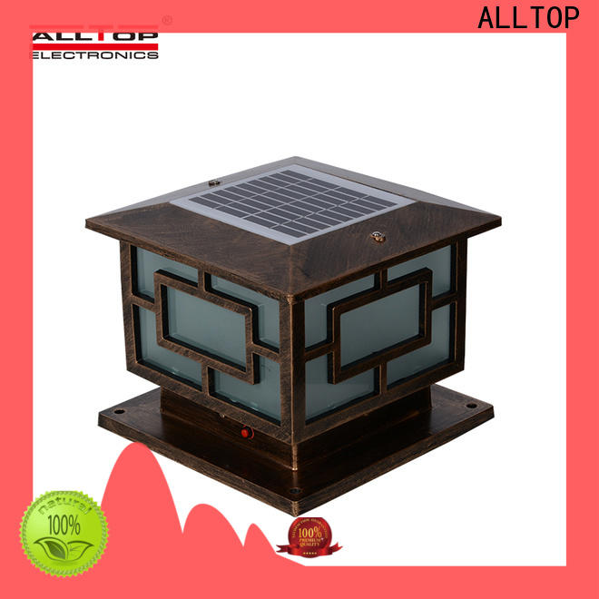 integrated solar led garden light company for decoration