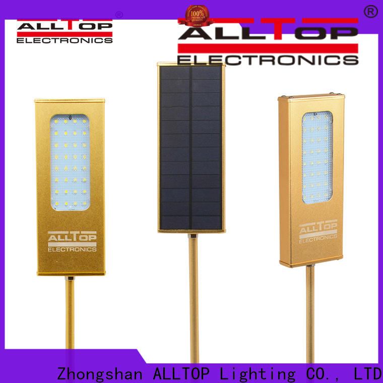 ALLTOP solar led wall pack factory direct supply for concert