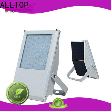 ALLTOP square solar flood lamp supply for spotlight