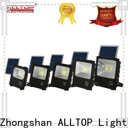 ALLTOP waterproof solar led flood lights for business for spotlight