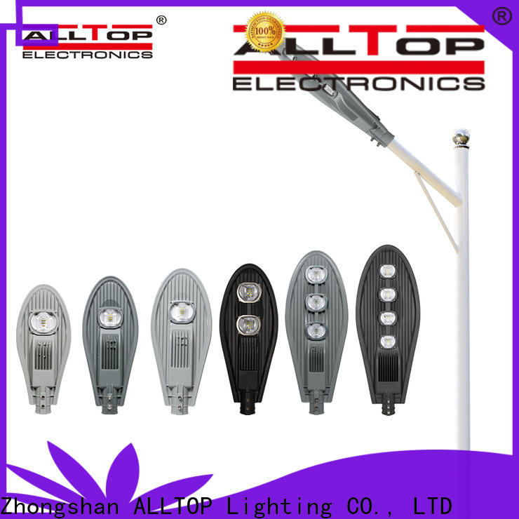 ALLTOP high-quality led street light wholesale factory