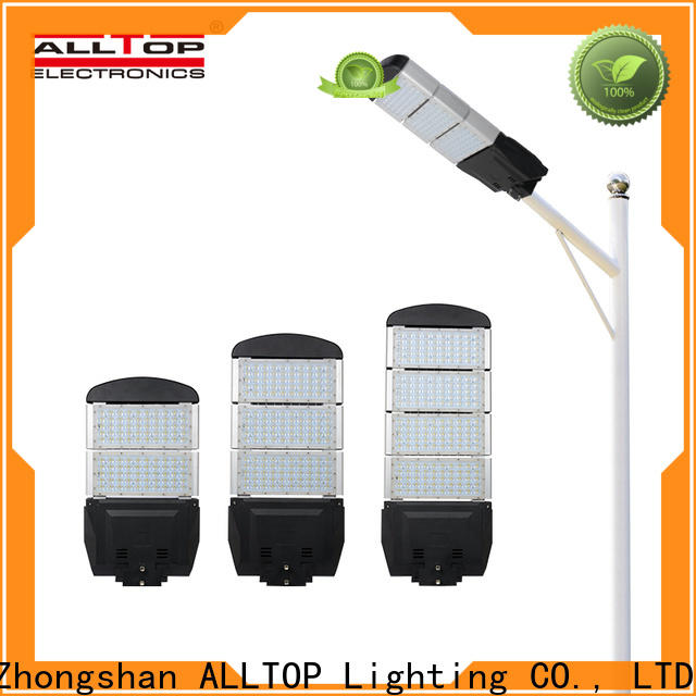 automatic led street light heads supply for high road