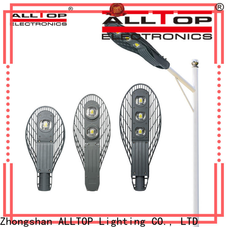 ALLTOP automatic led street light heads for business for high road