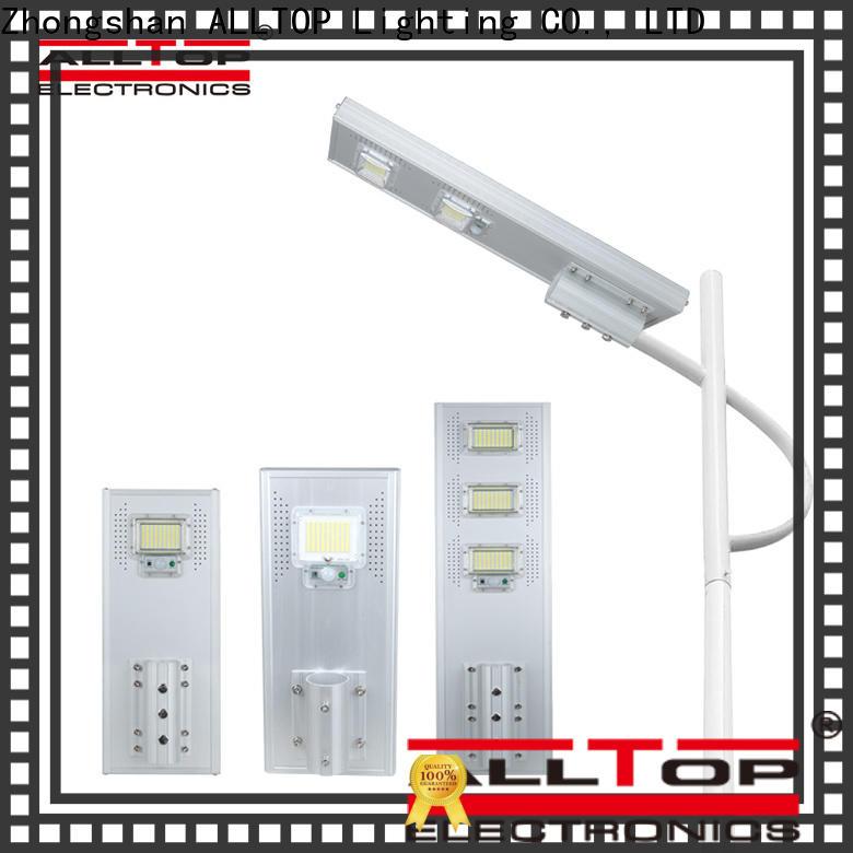 ALLTOP solar powered lights series for garden