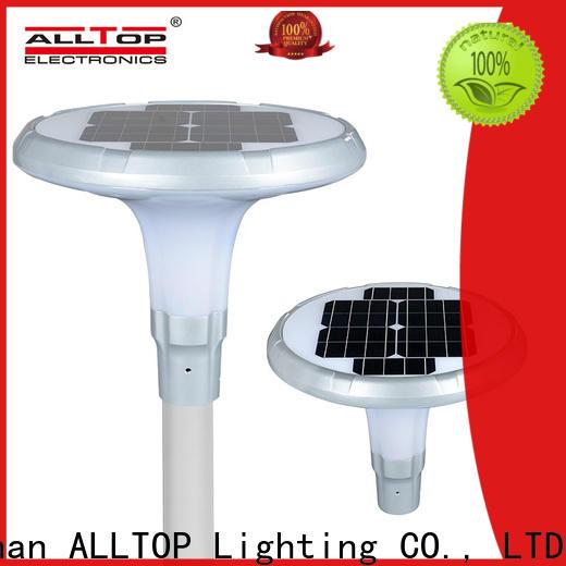 ALLTOP waterproof solar road lamp wholesale for lamp