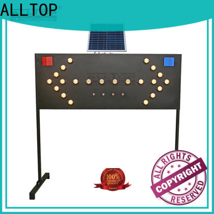 ALLTOP solar traffic light suppliers factory for factory