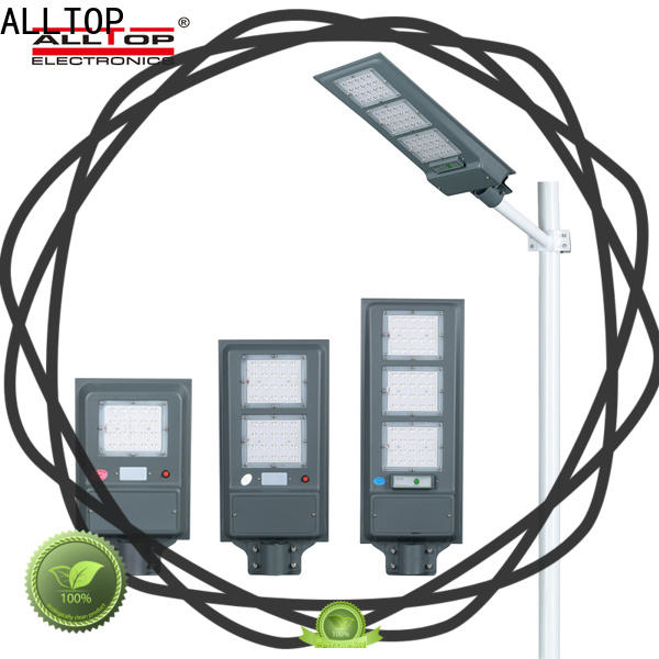 ALLTOP high-quality solar street manufacturer for road