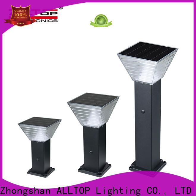 ALLTOP energy saving solar yard lights for business for landscape