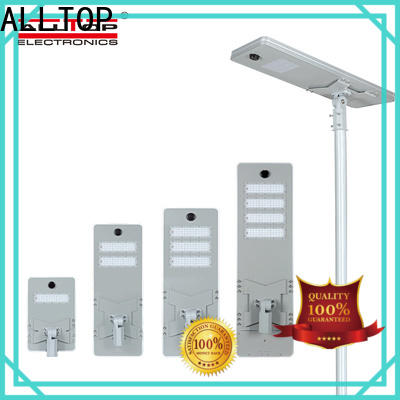 waterproof solar pole lights series for highway