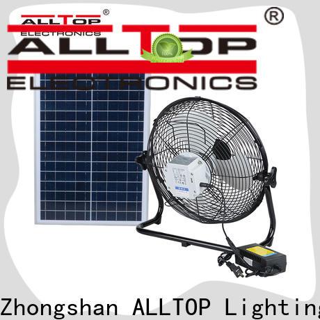 ALLTOP energy-saving customized solar powered flood lights supplier for battery backup