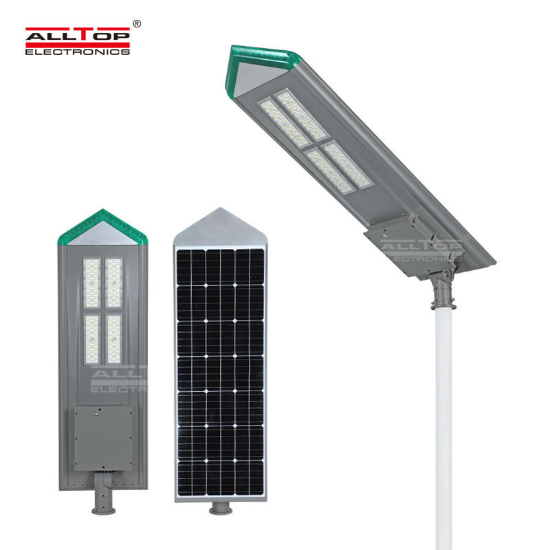 Tailored for government solar street lighting projects