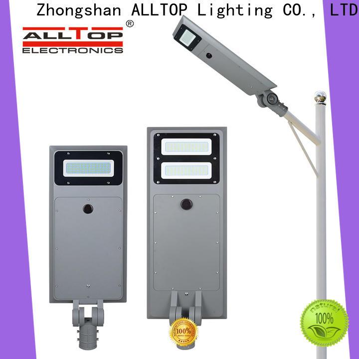 ALLTOP solar street lamps for garden wholesale for road