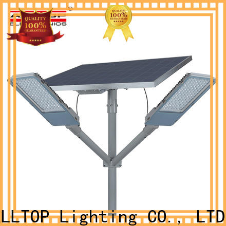 energy-saving solar led street light supplier for landscape