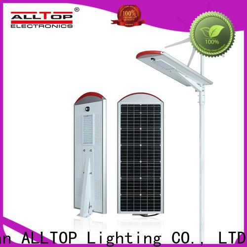 ALLTOP solar road lights factory for outdoor yard