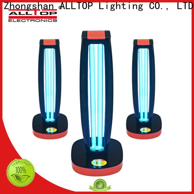 ALLTOP convenient uv tube light manufacturer company for bacterial viruses