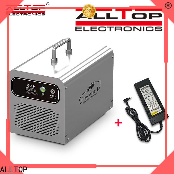 ALLTOP uvc ozone disinfection light manufacturer manufacturers for bacterial viruses