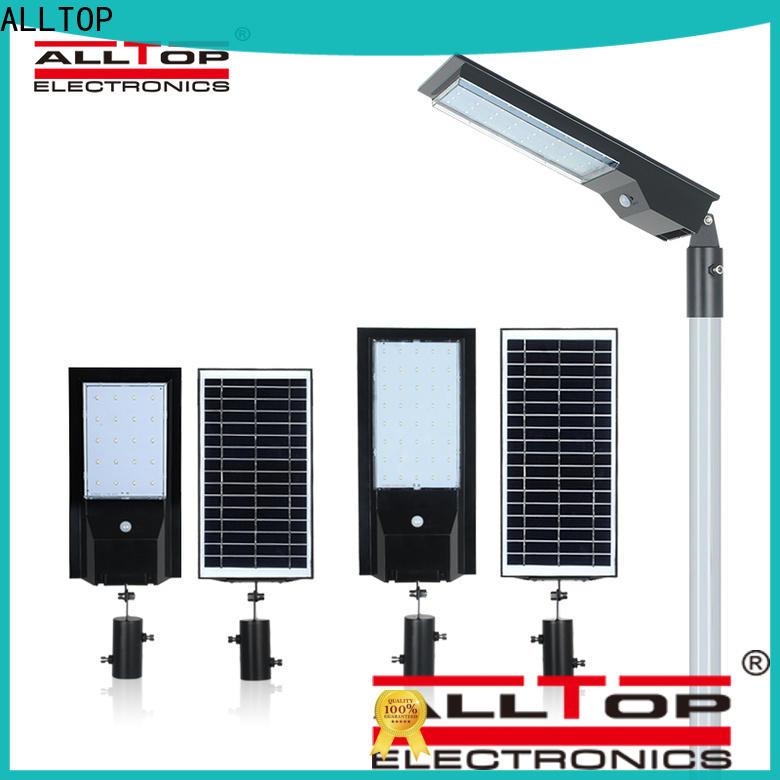 ALLTOP solar road lamp factory for garden