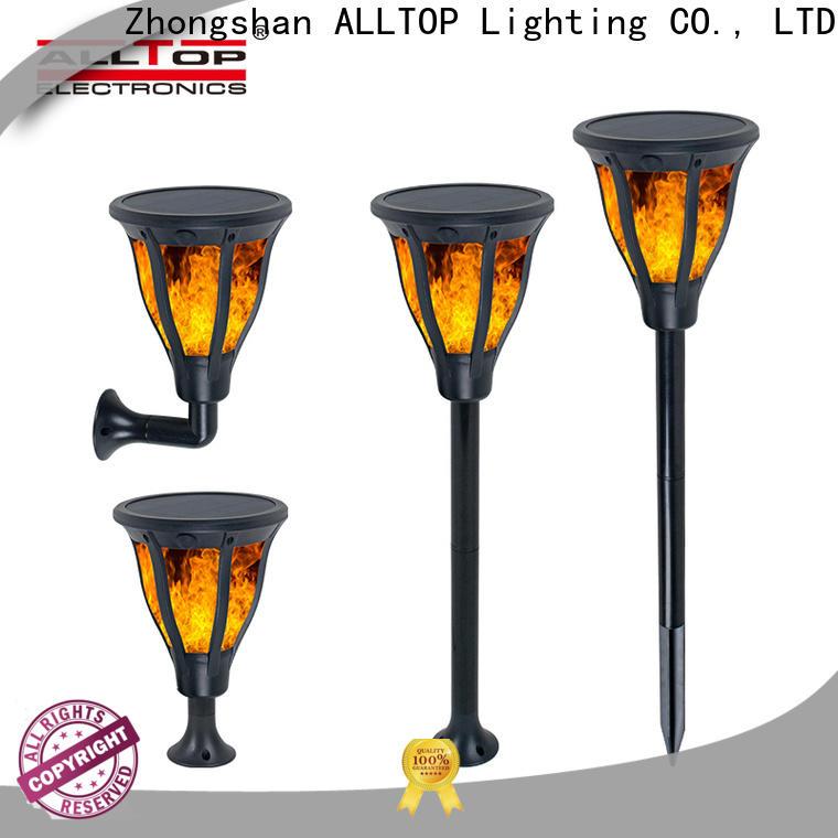 ALLTOP solar led landscape lights suppliers for decoration