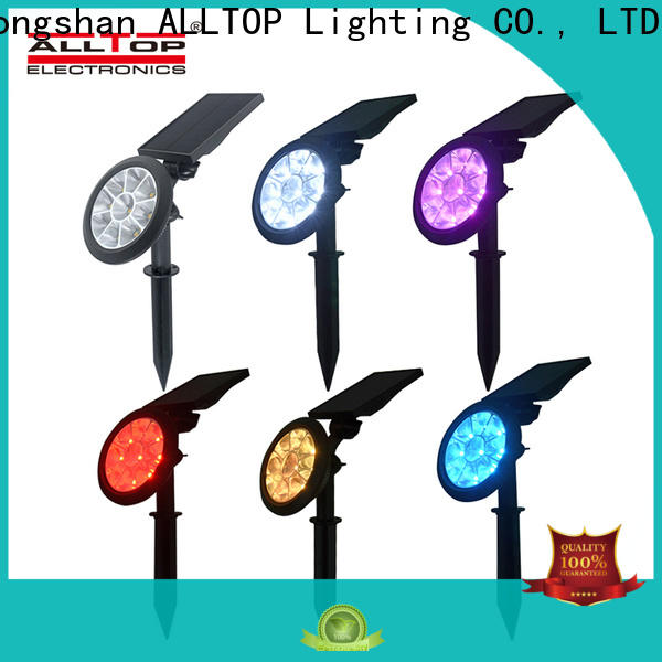 ALLTOP bright garden lights